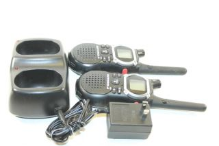 Untested as Is Motorola EM1000R 20 Mile 2 Way FRS GMRS Radio