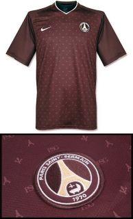 Nike PSG Paris Saint Germain Football Soccer Shirt Jersey BNWT French