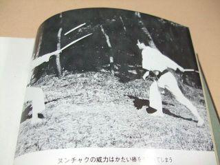 Goju Ryu Ryukyu Kobudo Nunchaku Sai Suzuki Satoru