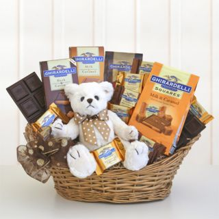 Gourmet Gift Baskets Ghirardelli Chocolate Gifts