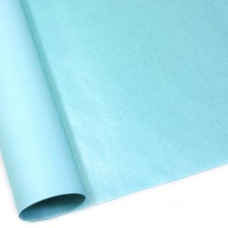 Gloss Pearl Sky Blue Gift Wrapping Paper 30 3 5 Sheets