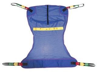 NEW Mesh Full Body Commode Sling by Lumex, 450 600 lb Capacity