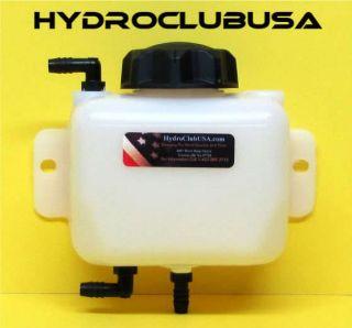 HHO Dry Cell Reservoir Bubbler Kit Hydrogen Generator Fuel Economy MPG