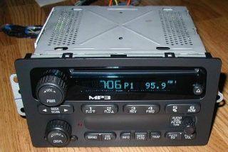 GMC Chevy Colorado Envoy GMC Canyon  CD Player Radio