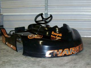 2011 Charger Magnum Go Kart Racing Chassis