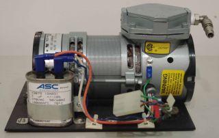 gast vacuum pump moa p129 hb nice