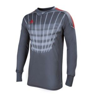 New Adidas Mens Graphic 11 Goalie Keeper Jersey Padded Sizes Large