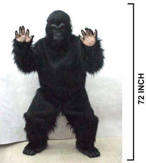 Costume New Monkey Halloween Haunted House Scary Godzilla RARE