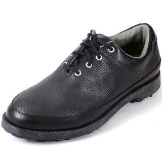 Adidas Golf Classic Comp Womens Black Black Size 6 Medium Golf Shoes