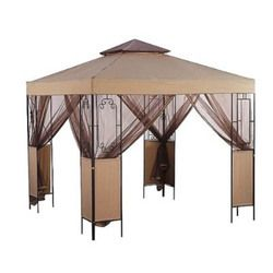 Pacific Casual 8 x 8 Heritage Gazebo Replacement Canopy