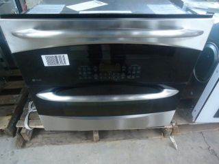 ge profile 30 single double electric convection oven pt925snss with
