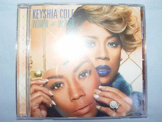 Woman to Woman by Keyshia Cole CD Nov 2012 Geffen Clean Version