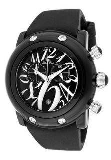 Glam Rock Watch GK1143 Miami Beach Chronograph Black Dial Black