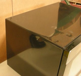 GE Profile 1 5 CU ft Countertop Microwave Oven Stainless PEB1590SMSS