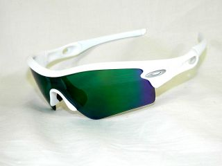 New Oakley Baseball Golf Sunglasses Radar Path Matte White Jade