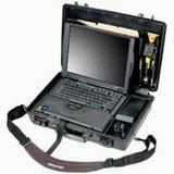 Pelican Deluxe Notebook Computer Case 1490 003 110