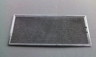 GE General Electric Microwave Oven Aluminum Grease Filter WB06X10596