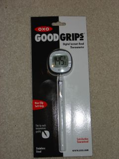 OXO Good Grips Digital Instant Read Thermometer 1140500 New