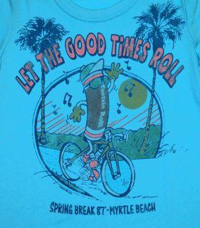 Tootsie Rolls Let The Good Times Roll Spring Break Junk Food Vintage