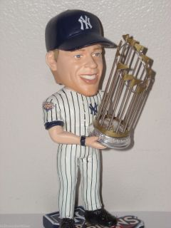JOE GIRARDI New York Yankees Bobble Head 2009 World Series Champs