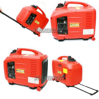 INVERTER WATTS W GAS GENERATOR REMOTE RECOIL BATTERY KEY STARTS 2800w