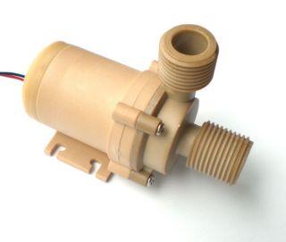 DC 12V Electric Centrifugal Water Pump 103 GPH P 38i