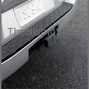 Tow Hitch Cover Cap Armada Pathfinder Genuine Nissan
