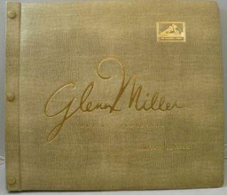 Glenn Miller Limited Edition Vol 1 UK Import 5 LP Set 33 RPM Record LP