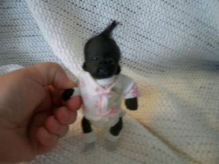 OOAK Polymer Clay Baby Gorilla Girl 5 by Artist Breathofheaven