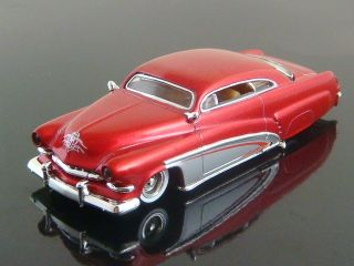 George Barris 51 Merc Lead Sled 1 64 Scale Limited Edition 4 Detailed