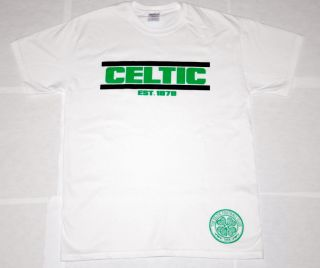 Glasgow Celtic Run T Shirt Tee