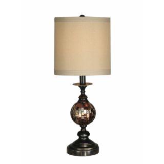 Dale Tiffany Mosaic Table Lamp