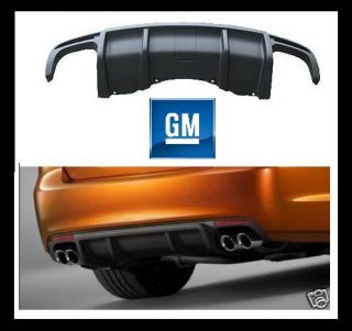 PONTIAC G8 GXP LOWER REAR FASCIA NEW GM OEM
