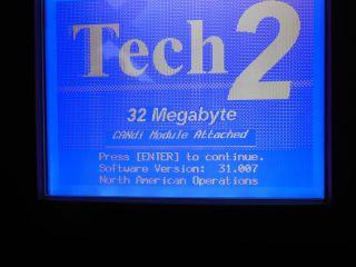 GM TECH2 Scan Tool