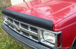 82 93 S10 S15 Chevy GMC 91 94 Oldsmobile Bravada Truck Hood Shield Bug