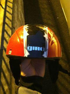 Giro Ricochet Junior Ski Snowboard Helmet Size M L