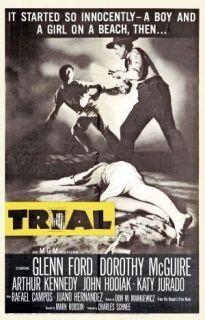 Trial 1955 Glenn Ford DVD