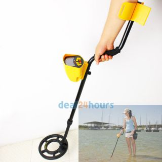 MD 3010II Underground Metal Detector Gold Digger Treasure Hunting