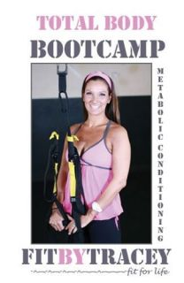 Total Body Bootcamp Metabolic Conditioning DVD Staehle Tracey