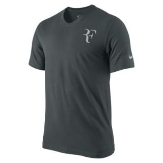 RF Trophy Tee T Shirt Top GREY SAGE/TECH GREY Indian Wells 2011 New