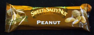 sweet salty nut granola bars sweet and salty peanut 30 count 1 2 ounce