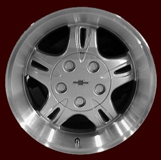 5069 Chevrolet S15 S10 Blazer GMC Jimmy Sonoma 16 Used Wheels Alloy