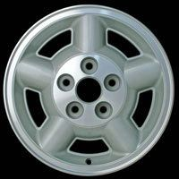 Chevy S10 Blazer GMC S15 Sonoma Jimmy Wheel Rim 4x4