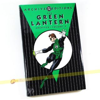 DC Archives The Green Lantern Vol 5 Hardcover HC New