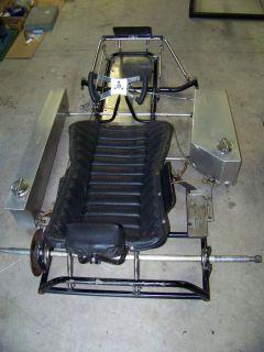 Vintage Racing Go Kart Chassis