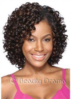 Model Pose 5 Perfect Oprah 5pcs Human Hair Mastermix Weave