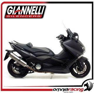 Giannelli Full Exhaust System Nichrom EU Muffler Yamaha YP 530 T Max