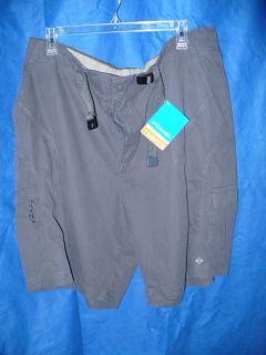Mens Columbia Gore Mountain Shorts or High Water River Shorts