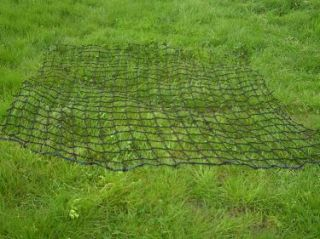 Scramble Cargo Net Army Play Obstacle Climbing Frame Swing Den