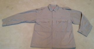 Lightweight Henry Grethel Safari Type Jacket Shirt